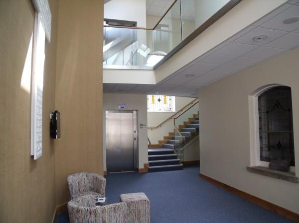New Row Presbyterian Church case study - Projects - martin
