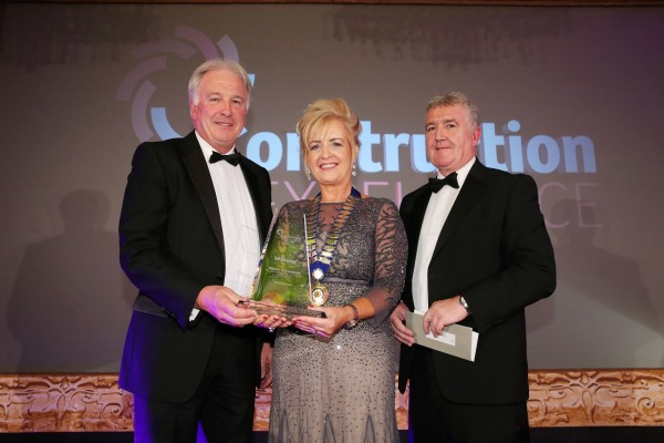Great Hall Scoops Construction Excellence Fit-Out Award