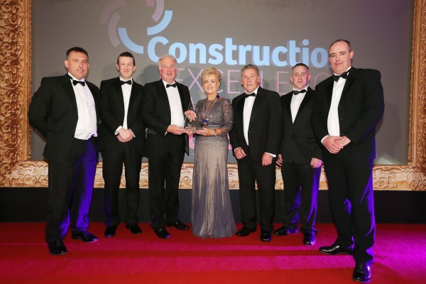 Photo 1 of Great Hall Scoops Construction Excellence Fit-Out Award
