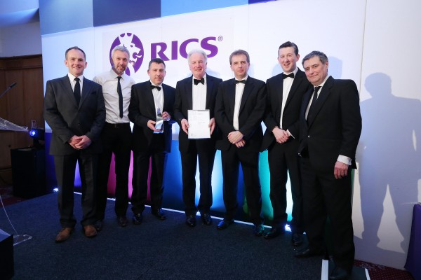 Winner at RICS Awards Event