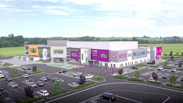 Work To Commence On New Ballymena Church Building and Leisure Facilities