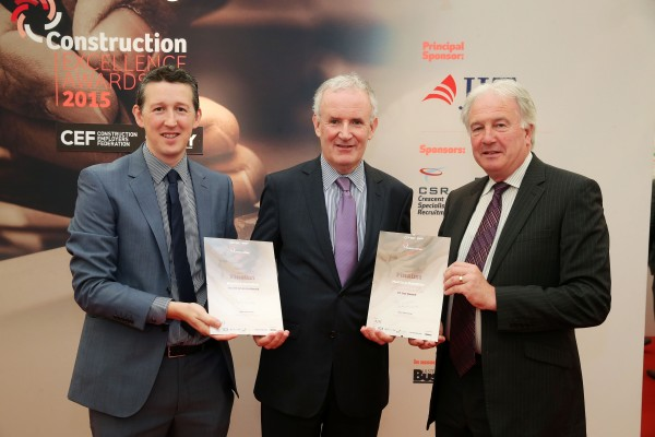 martin & hamilton Shortlisted for Two Construction Awards