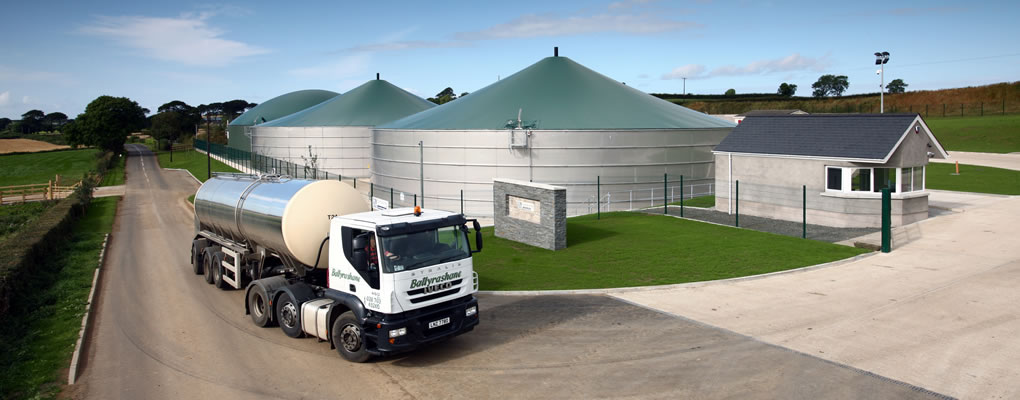 Anaerobic Digester Facility
